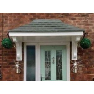 Amazon 1800 GRP Overdoor Canopy