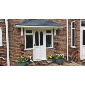 Amazon 2700 GRP Overdoor Porch Entrance Canopy