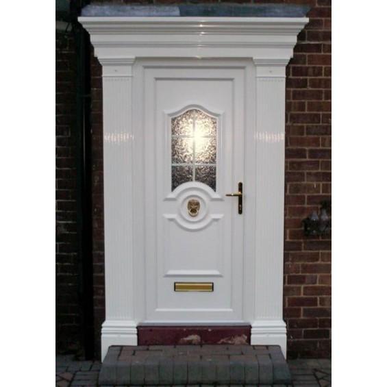 Edwardian Style Atlantis GRP Door Surround