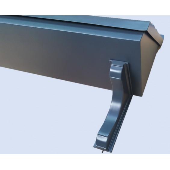 Palermo 1200+ Series Window / Overdoor Canopy - Made to Measure.