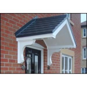 Atlas Overdoor Porch Entrance Canopy