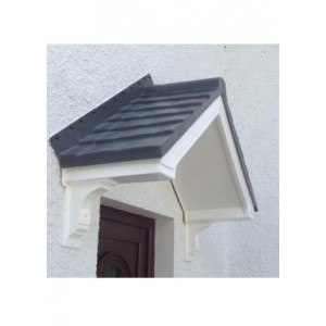 Apollo GRP Overdoor Porch Canopy