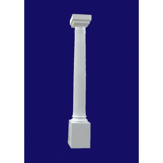 Athens Fluted GRP Column