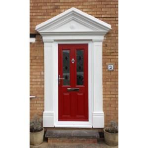 Victorian Style Odysseus GRP Door Surround