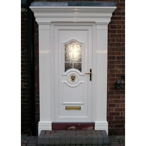 Edwardian Style Atlantis GRP Door Surround