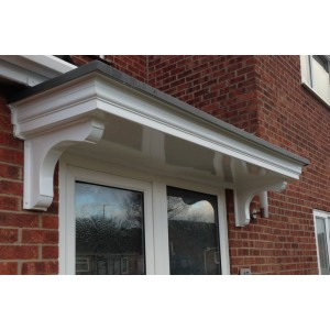 Delta 2000+ Series Window / Overdoor Canopy - Made to Measure