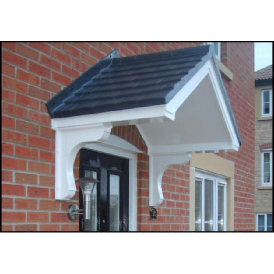grp door canopies atlas door entrance canopy. Black Bedroom Furniture Sets. Home Design Ideas