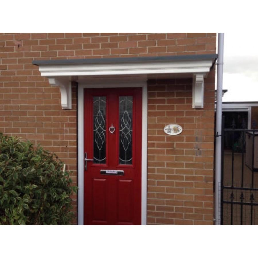 sc 1 st  Midlands GRP Ltd & Delta 2000+ Series Window / Overdoor Canopy - Made to Measure