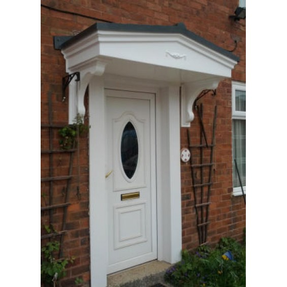 Pacific S GRP Porch Over Door Porch Canopy